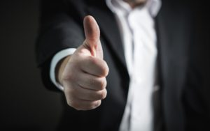 business review thumbs up 300x188 - Social Media and Online Reviews - A Blessing or a Curse