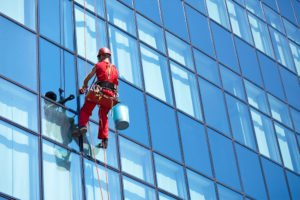 window cleaner 300x200 - Clean Office, Clean Windows - Make A Great First Impression!