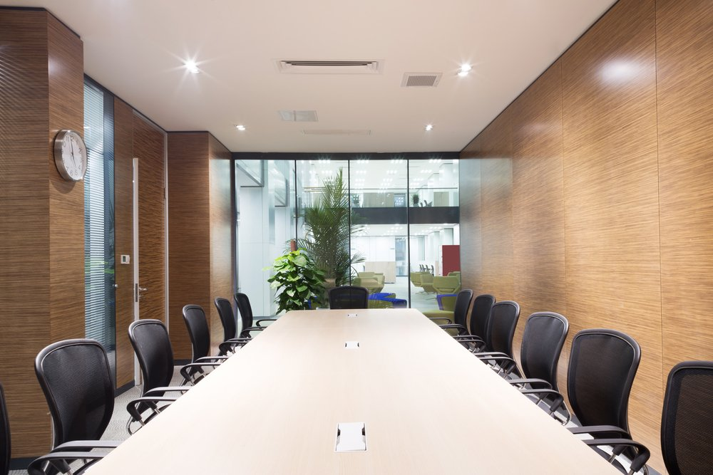 clean boardroom 2 - Learn the Differences Between Sanitizing, Disinfecting and Cleaning