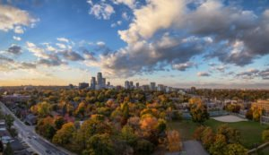 autumn mid town Toronto 300x173 - Fall Cleaning Tips for Businesses