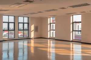 hard floor 300x200 - Deep Cleaning Your Commercial Space