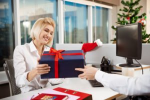 Christmas office 300x200 - Winter Cleaning Tips – Winter Demands New Cleaning Routines