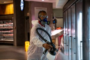 disinfection ULV fogging example 300x200 - Disinfection Cleaning Services