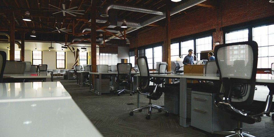 office cleaning panorama - Office Cleaning & Janitorial - Mississauga, Brampton, Vaughan